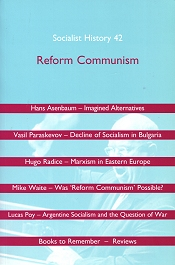 Cover of Socialist History, No 42